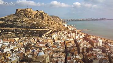 Recurso Audiovisual Alicante Castillo