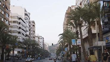 Video Para Campaña turistica Alicante